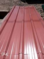 Second quality box profile iron sheets