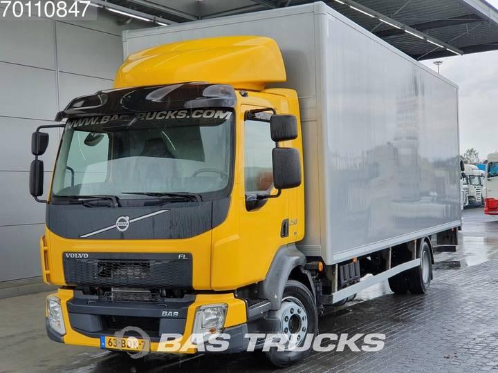 Volvo FL 250 4X2 NL-Truck LBW Hartholz-Boden Euro 6 - 2013