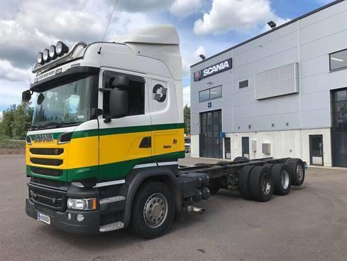 Scania R730 - 2015