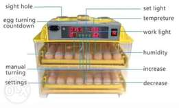 Incubator for poultry