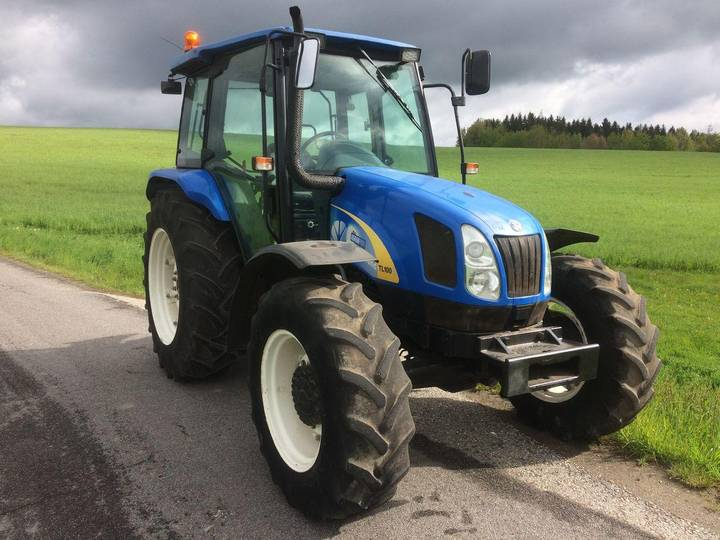 New Holland TL 100 A - 2006