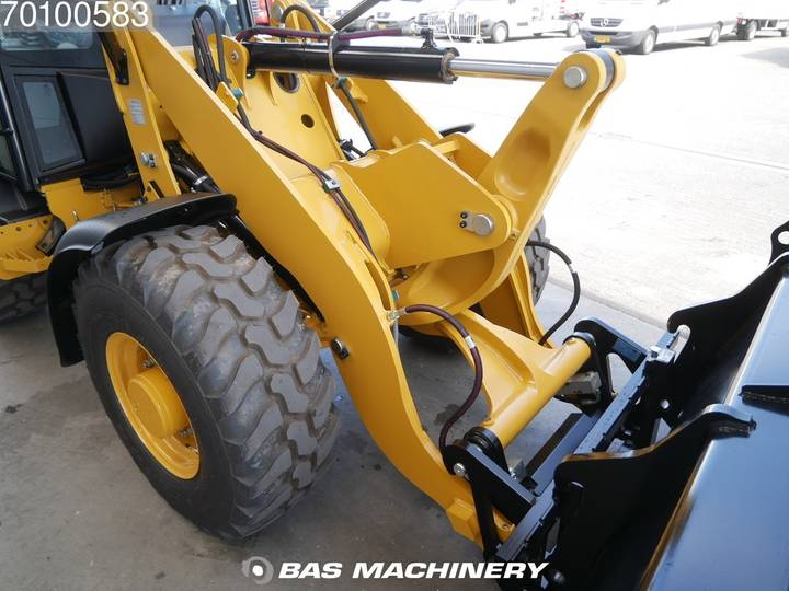 Caterpillar 906 M Bucket and forks - ride controle - warranty - 2019 - image 8