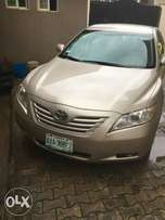 Clean Nigeria Used Toyota Camry 2007