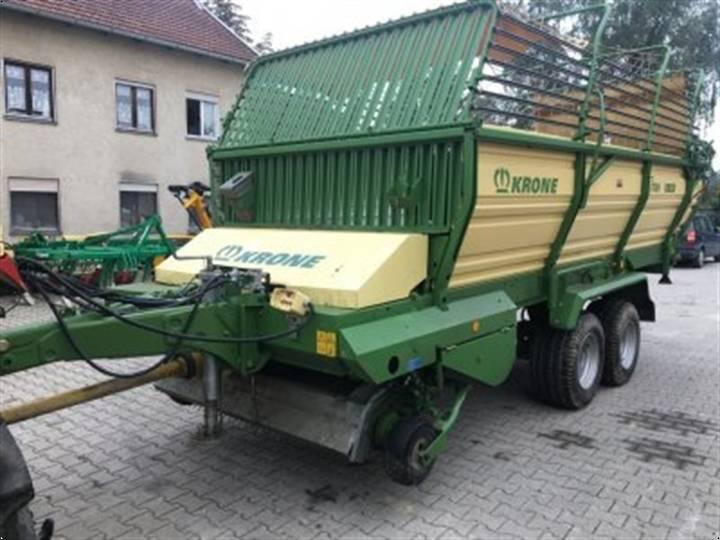 Krone TITAN 6/40 L - 2002