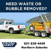 Skips for hire in Table View at Skipgo