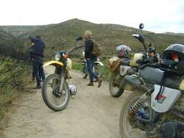 Guided Motorcycle Trips