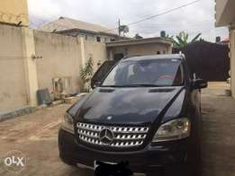 2006 Mercedes-Benz ML350 4matic Fairly Used For N2.6M
