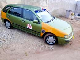 My nissan Almera is here for sale now