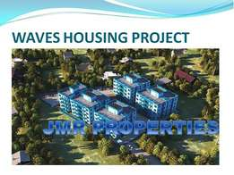 Condominium homes in Najjera on quick sale 2bedrooms 2bathrooms 115m