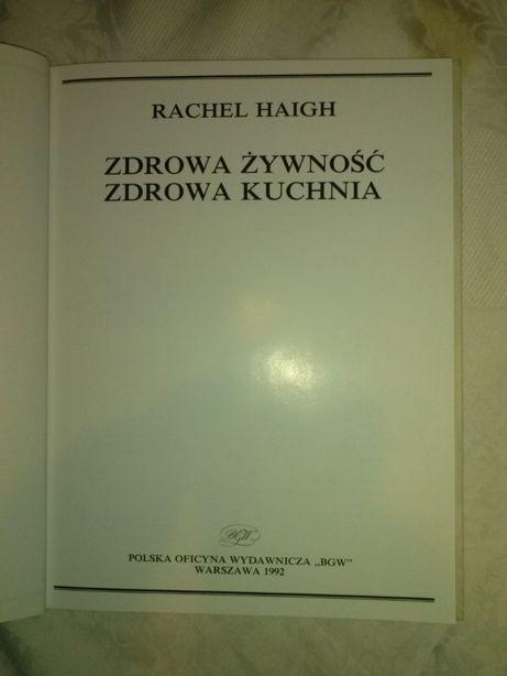 Rachel Haigh Zdrowa Kuchnia Zdrowa żywność Siemianowice