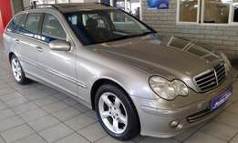 2005 Mercedes Benz C220 CDI Station Wagon