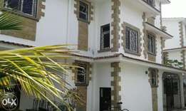 Private and expansive 4bdrm mantionate in lush green compound + dsq