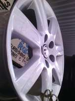 14 inch rims for Polo set of 4 on special for sale in a good condition