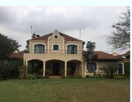 Elegant 5 Bedroom Fully Furnished House in Runda Cycads