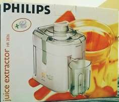 Philips Fruit/Veg Juice Maker