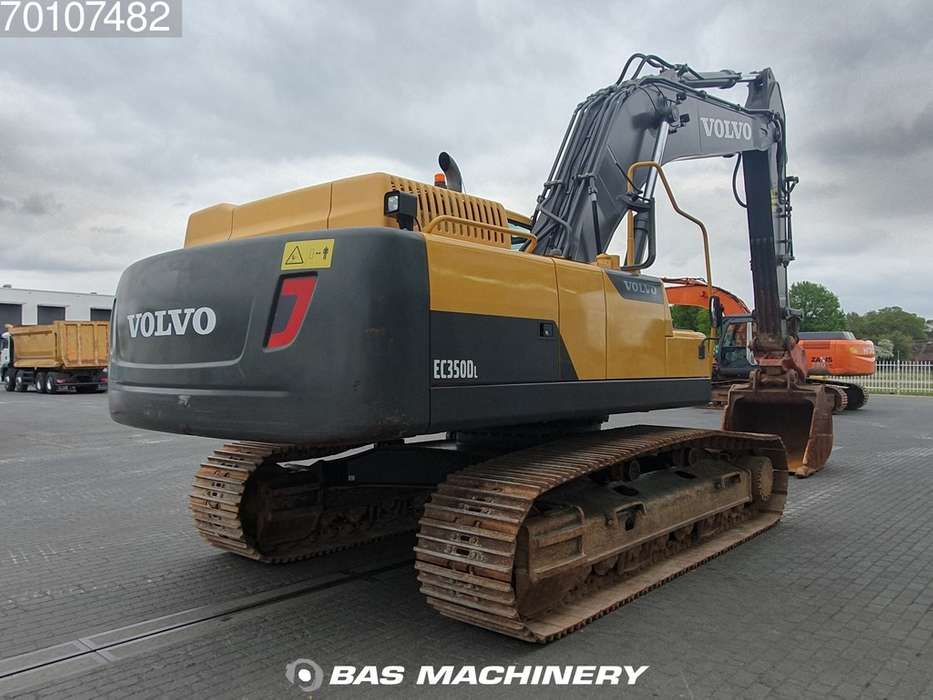 Volvo EC350DL Ready for work - nice and clean - 2016 - image 5