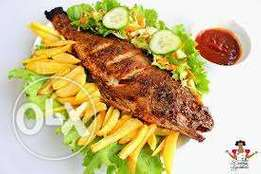 fish barbeque and sharwama services