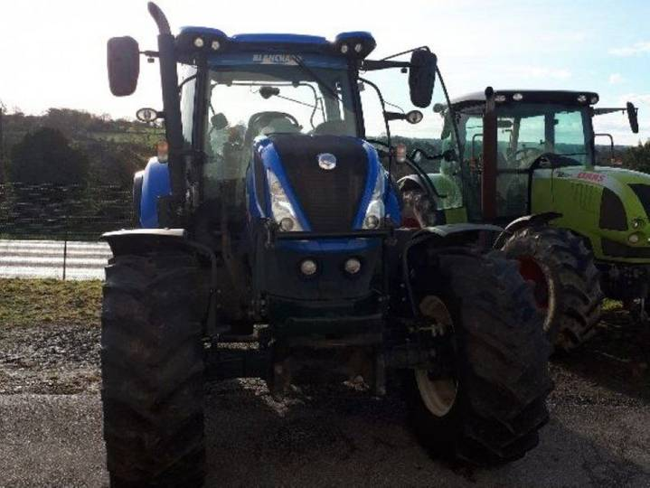 New Holland t7 175 - 2016