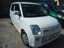 Nissan Pino new and affordable