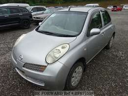 Nissan march model 2002 for sale