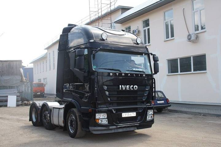 Iveco STRALIS AT500S42TX/P - 2019