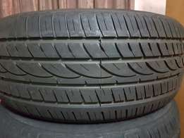 """Tyres for sale 20"""" like new"""