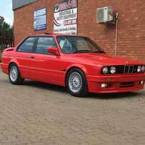 E30 body with papers WANTED!!!
