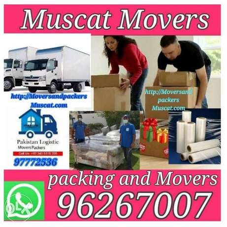 Packing and MOVING House shifting services