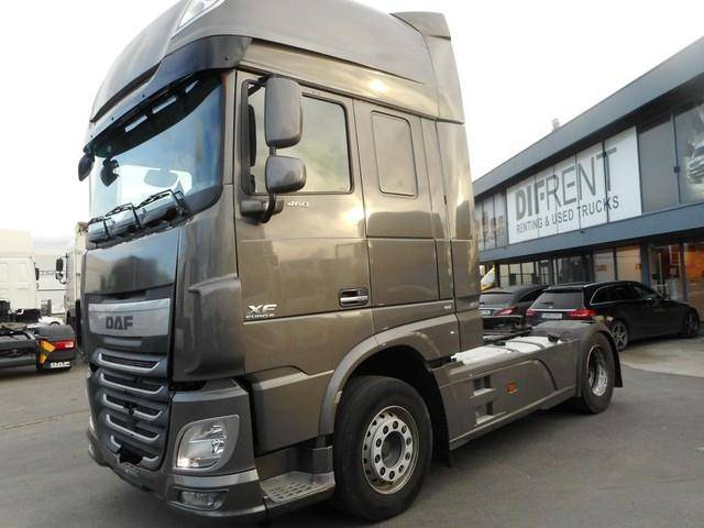 DAF XF 460 FT Super Space Cab - 2013