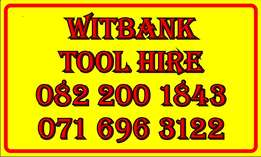 Witbank Tool Hire