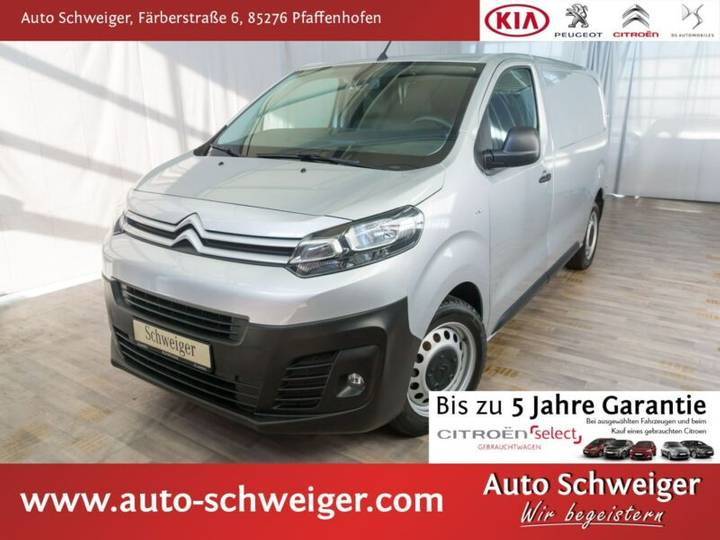 Citroën Jumpy KW Niv2L2 Busin.PTS hi. Radio DAB Klima - 2017