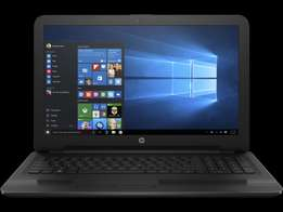 Hp laptop for sale semi new