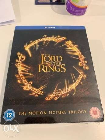 *New* The Lord of The Rings Complete Trilogy