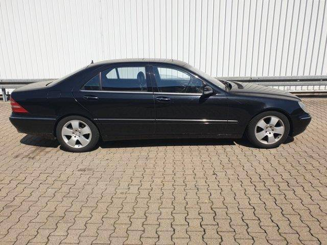 Mercedes-Benz S 500 Limousine lang S 500 Limousine lang Navi/SHD - 2003