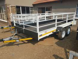 Hornbill 4m dubble axle trailers R31500