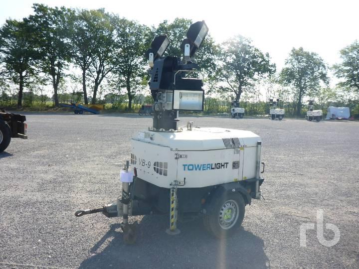 Towerlight VB9 Portable - 2014