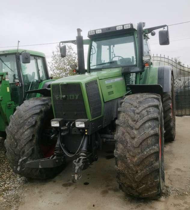 Tractor Fendt Favorit 824 Turboshift - image 2