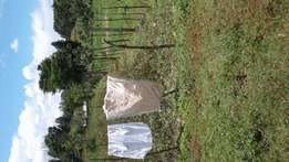 A piece of land nearly (1/2) half an acre situated at 300metres from t