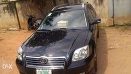Toyota Avensis 2005 (3 Month Old) Located a Isolo ( Automatic Trans)