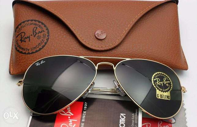 Ray-Ban Unisex RB3025 Original Aviator 62mm Kileleshwa - image 4
