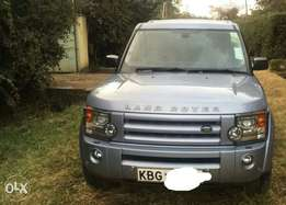 Discovery 3, 2008 Model Slightly Negotiable.
