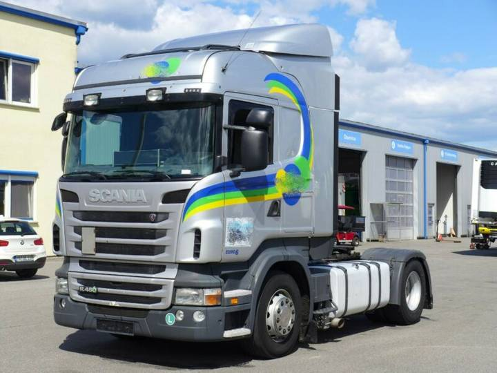 Scania R480*Euro 6*Retarder*Klima*Kühlbox* - 2012