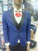 Men's Turkish Tuxedo-Blue