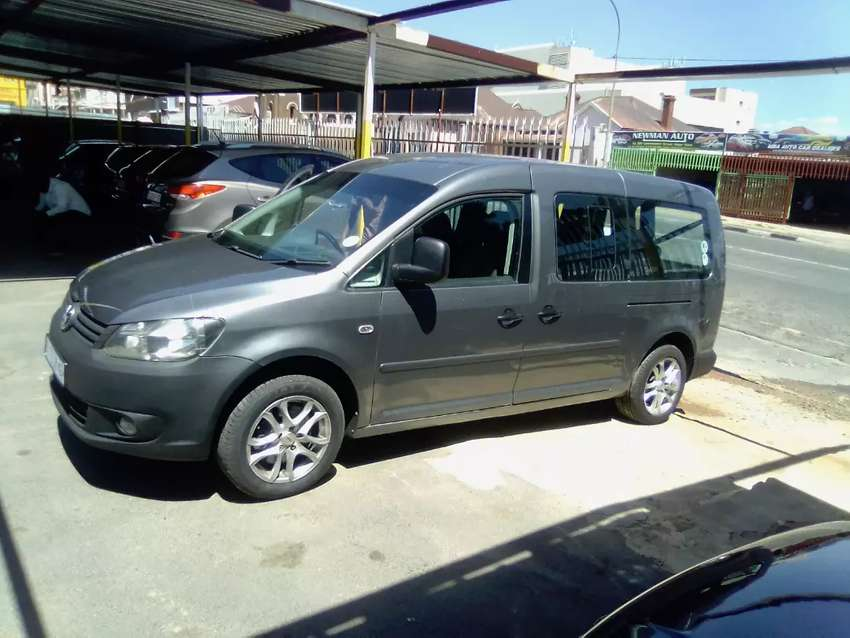 Vw Caddy 2 0 Tdi 7 Seater Manual For Sale Cars Bakkies 1058085950
