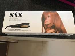 Braun straightliner
