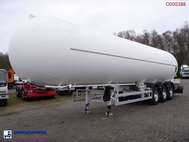 ACERBI Gas tank steel 55 m3 - 1992