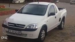 2011 Chevrolet utility up for grab R65000