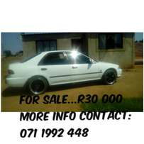 selling a car my first lady