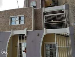 Over sharp 3bedroom flat in Peter odili road