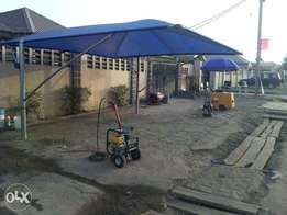Industrial Car Wash For Sale in Lugbe Abuja